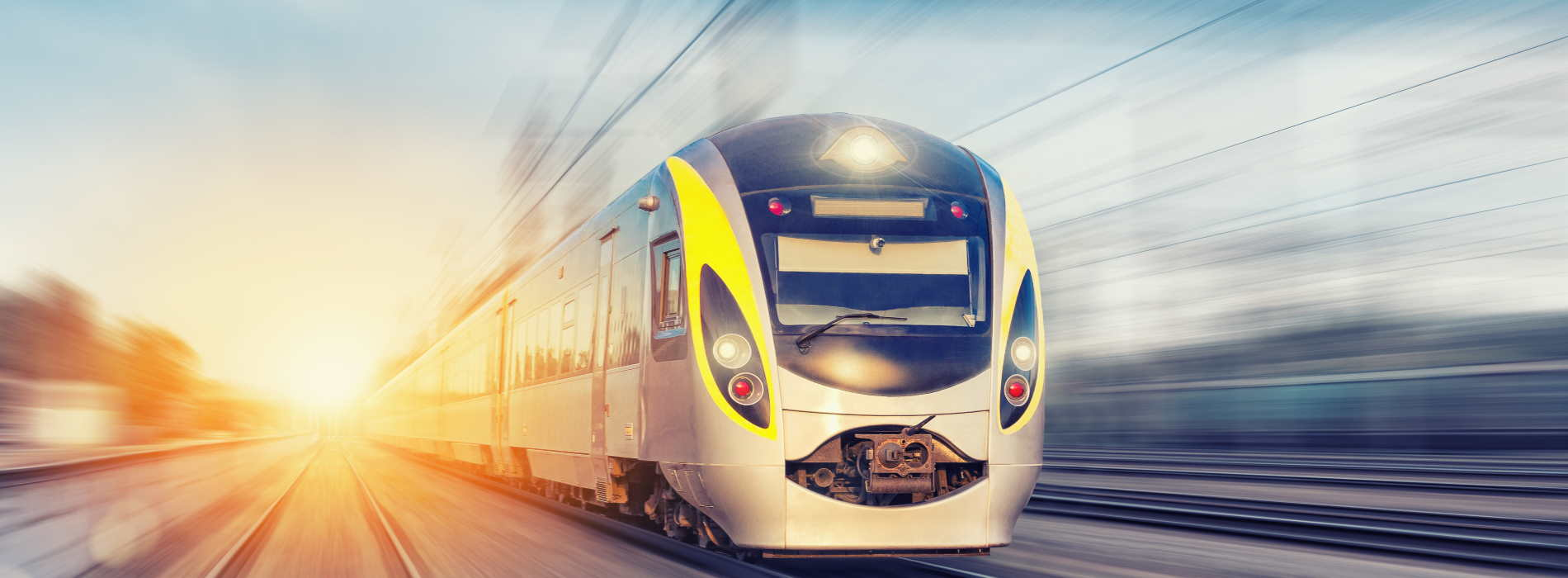 Header image: High speed rail - source Shutterstock
